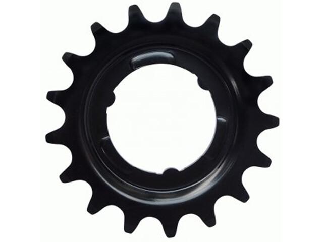 """KMC Sprocket Pour Shimano 1/8"""" E-Bike, black"""